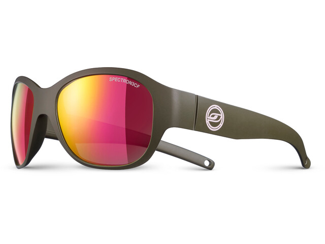 Julbo Lola Spectron 3CF Sunglasses Junior 6-10Y Army/Pink-Multilayer Pink